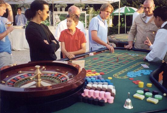 casinoavond huren