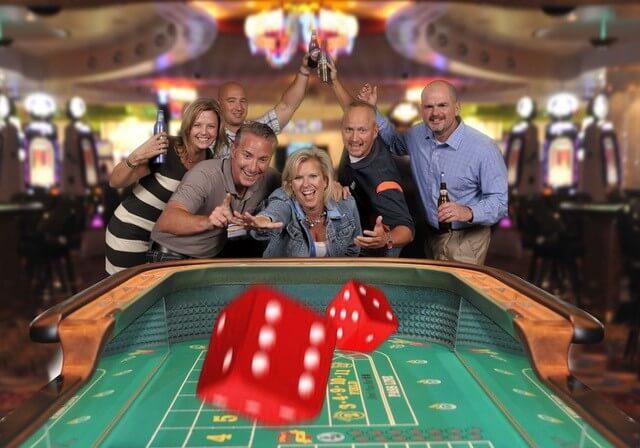 Online Craps spelen bij Holland Casino