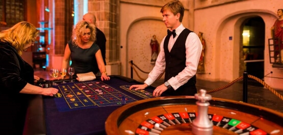 Casino avond huren op locatie