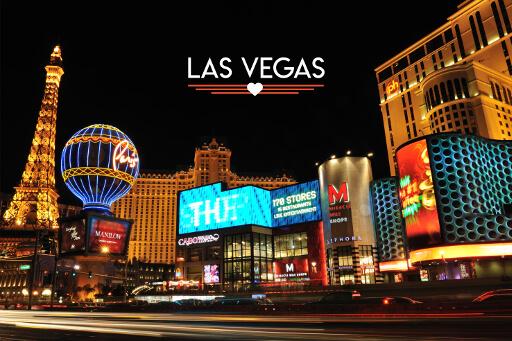 Las Vegas De Strip
