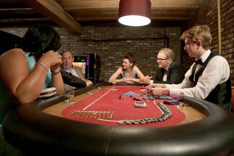 bedrijfsuitje organiseren met poker