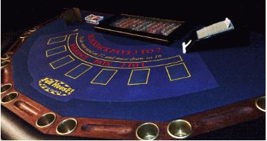 Blackjack huren