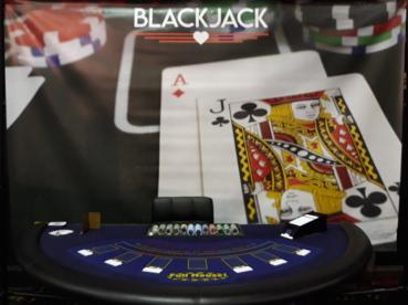 Blackjack deposit bonus