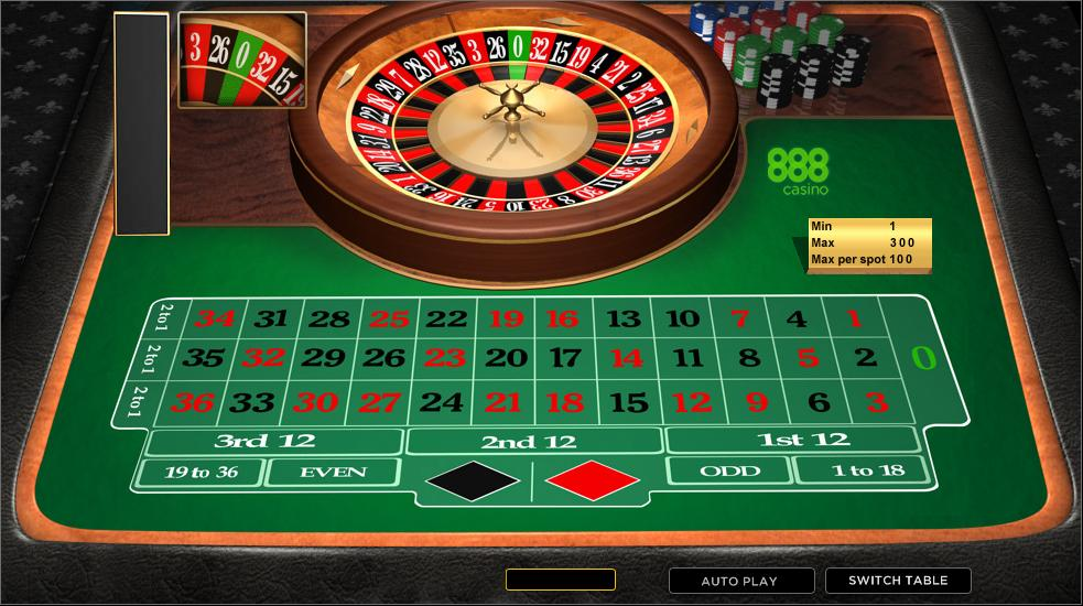Is online roulette rigged