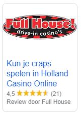 review craps spelen in Holland Casino Online