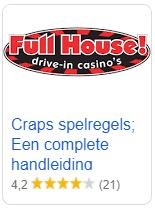 review craps spelregels