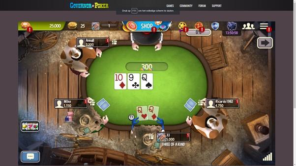 GOP potje poker