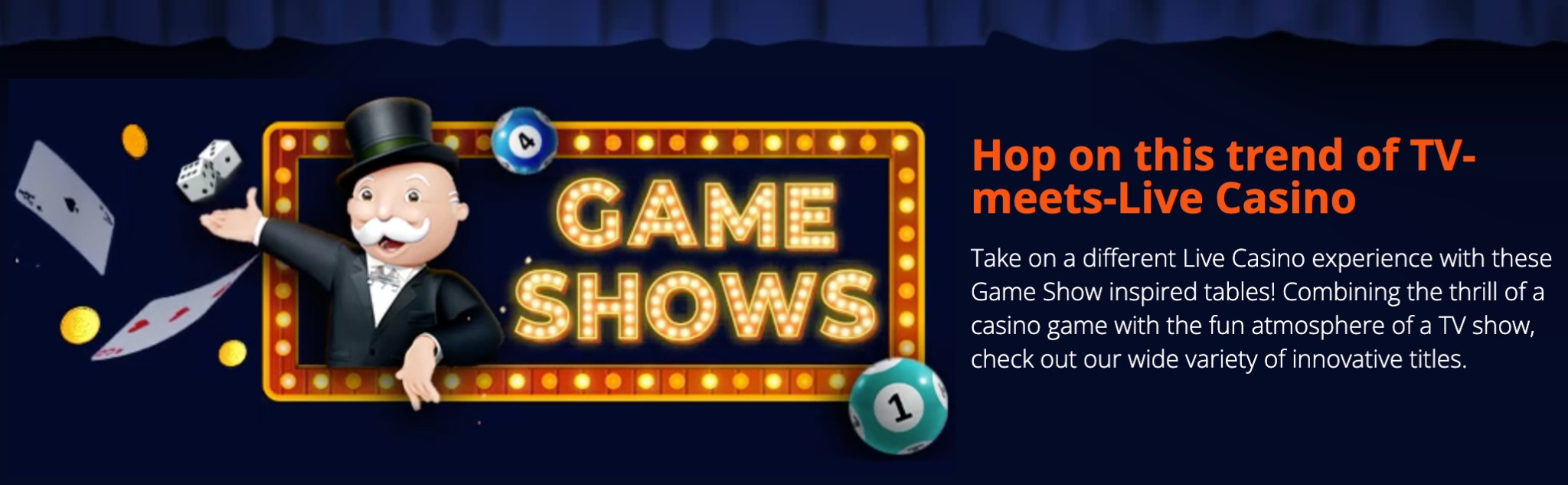 live game shows